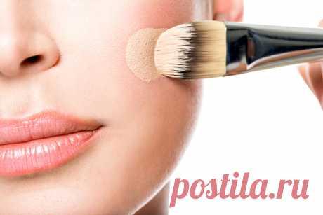 10 хитростей тонального крема — шаг от идеальной кожи! - Современная леди