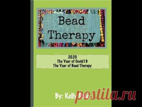 Bead Therapy Book Releases Today!