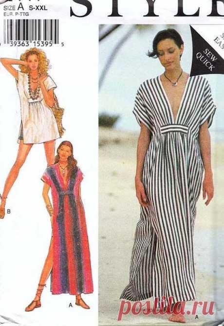 Выбираем полосатое платье на лето 2021 / Вещь / ВТОРАЯ УЛИЦА - Выкройки, мода и современное рукоделие и DIY