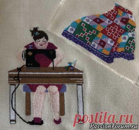 Вышивка для рукодельницы - запись пользователя ludsiya в сообществе Вышивка в категории Вышивка. Работы пользователей