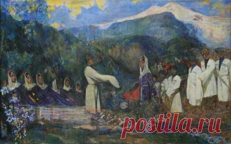 Арт-показ репродукций картин художников Северного Кавказа пройдет в Кабардино-Балкарии   Культура и искусство