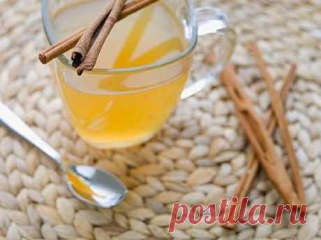 Чай из корицы и меда для похудения | Полезные советы домохозяйкам
