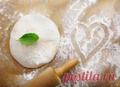Тесто для пирожков на минеральной воде - tochka.net