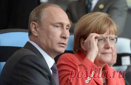 Путин предложил Меркель обсудить «наиболее острые» вопросы — Рамблер/новости