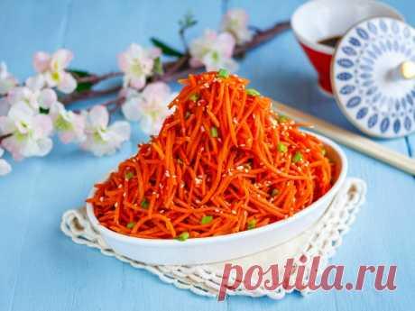 Морковча — рецепт с фото Морковча также известная как морковь по-корейски – простая, но невероятно вкусная закуска. Раскрываем все секреты приготовления...