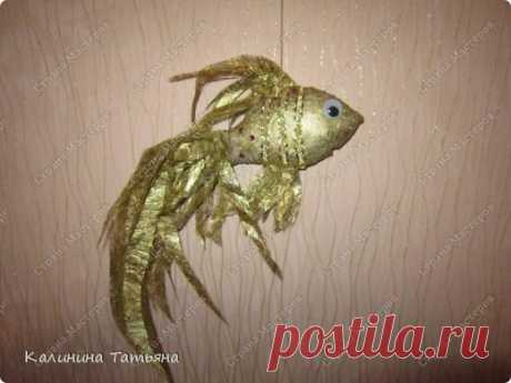Small fish of Zolotaya-Nastoyashchaya!!! Happiness Bringing!!!))) | Country of Masters