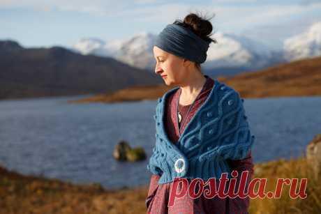 """Вдохновляющая Шотландия! Мой кумир в мире вязания.   Hobby-Усадьба """"ЕВДОКИЯ""""   Яндекс Дзен.Идеи."""