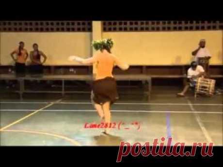 Вы потеряете дар речи, посмотрев видео этого женского танца
