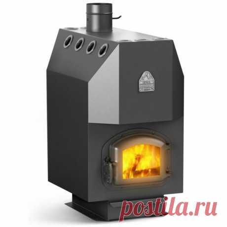 Печка для дома 500м3 | Строим дачу=) | Яндекс Дзен