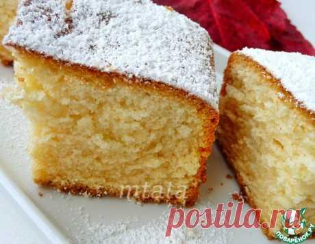 "Пирог ""Облако"" – кулинарный рецепт"