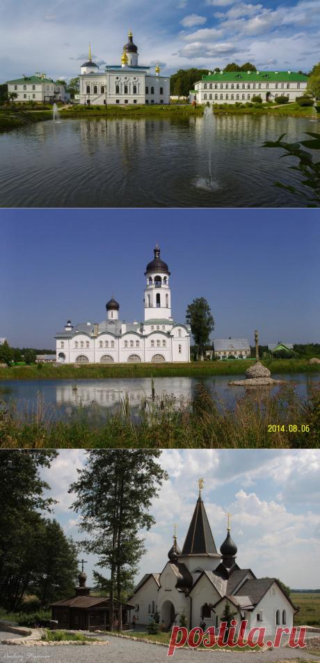 Поиск на Постиле: монастыри России