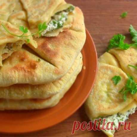 Молдавские плацинды: изумительно вкусные хрустящие лепешки!
