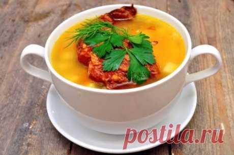 Как полюбить гороховый суп и научиться его варить — Женская страничка