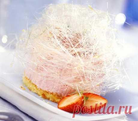 сахарная вата-кулинарный рецепт