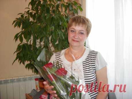 Любовь Соболева (Черданцева)