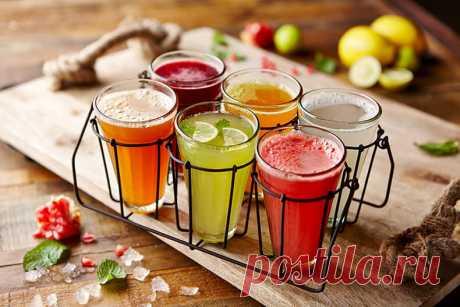 Лучший способ укрепить здоровье: сок из овощей — Красота и здоровье