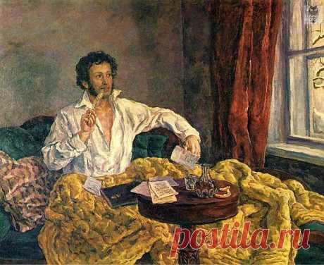 Пушкин-экстрасенс: два известных события, предсказанные поэтом