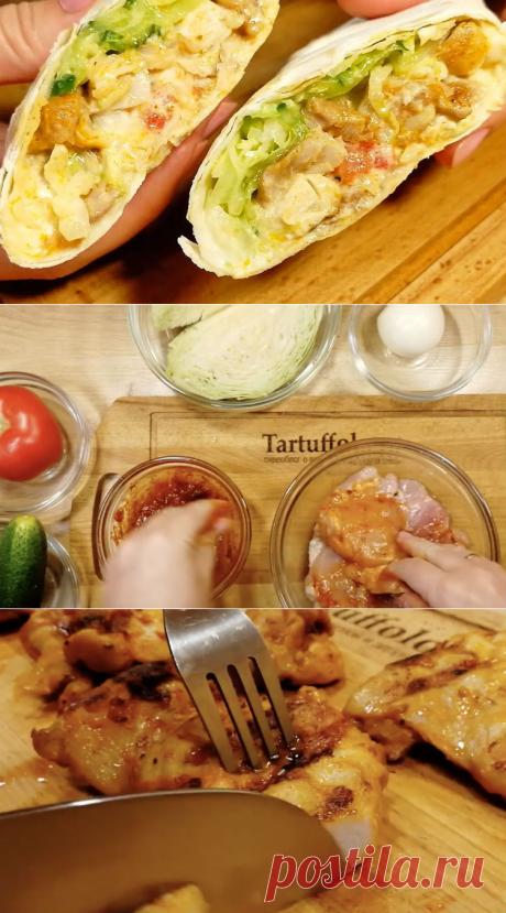 Сочный завтрак: можно готовить каждый день пока не надоест