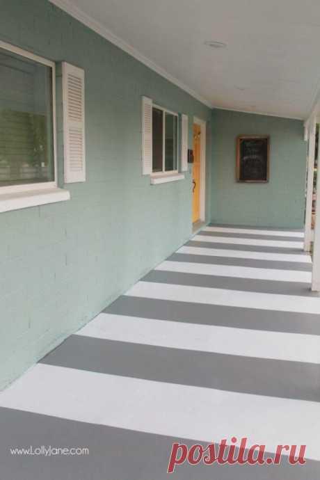 Как и чем покрасить бетонный пол: Инструкция пошаговая с Фото