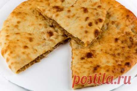Осетинские пироги: рецепты с фото и видео пошагово в домашних условиях