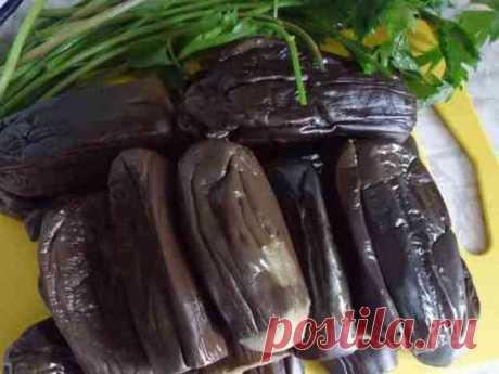 Маринованные баклажаны на зиму рецепты приготовления