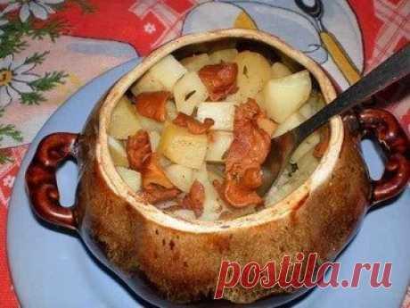 Говядина в горшочках с овощами - простой и вкусный рецепт с пошаговыми фото