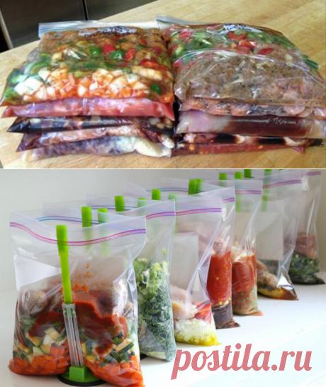 1 час — 10 блюд. Супертрюк для экономии времени на кухне