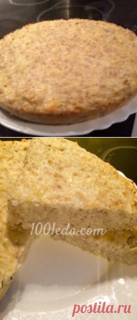 Рыбная запеканка с рисом и сыром - Запеканка с мясом, рыбой от 1001 ЕДА