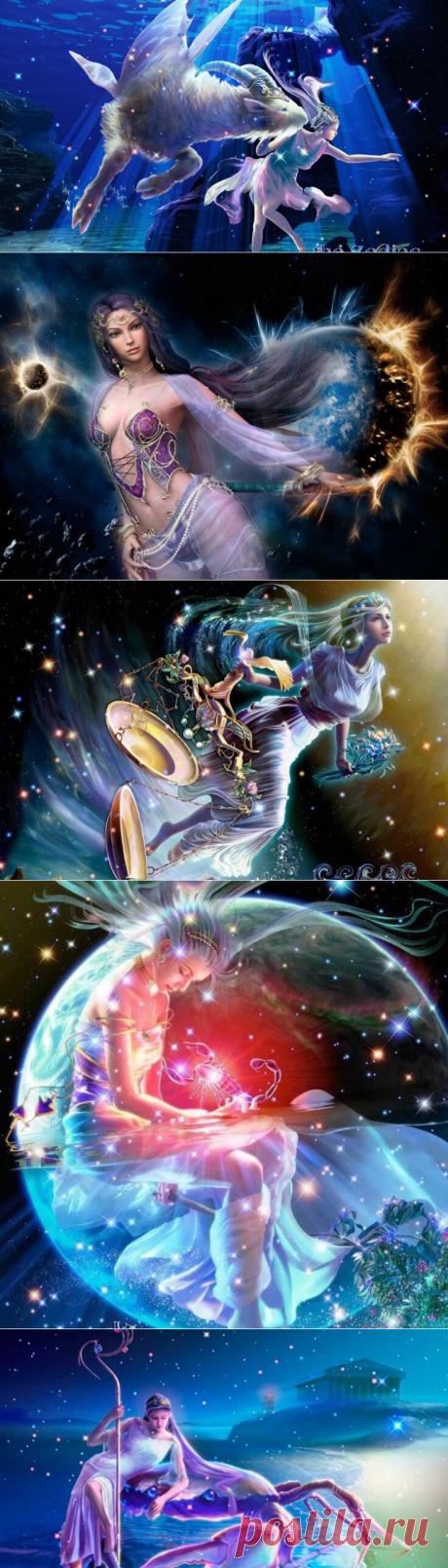 Большой личный гороскоп Знаков Зодиака на год с бонусом и девизом   В темпі життя