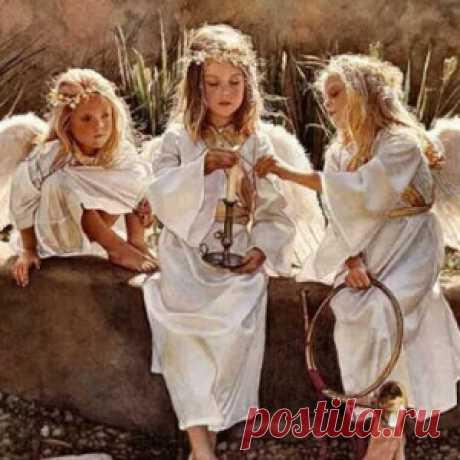 La oración «Tres ángeles» — más fuerte ha guardado de los problemas y los disgustos. - MirTesen