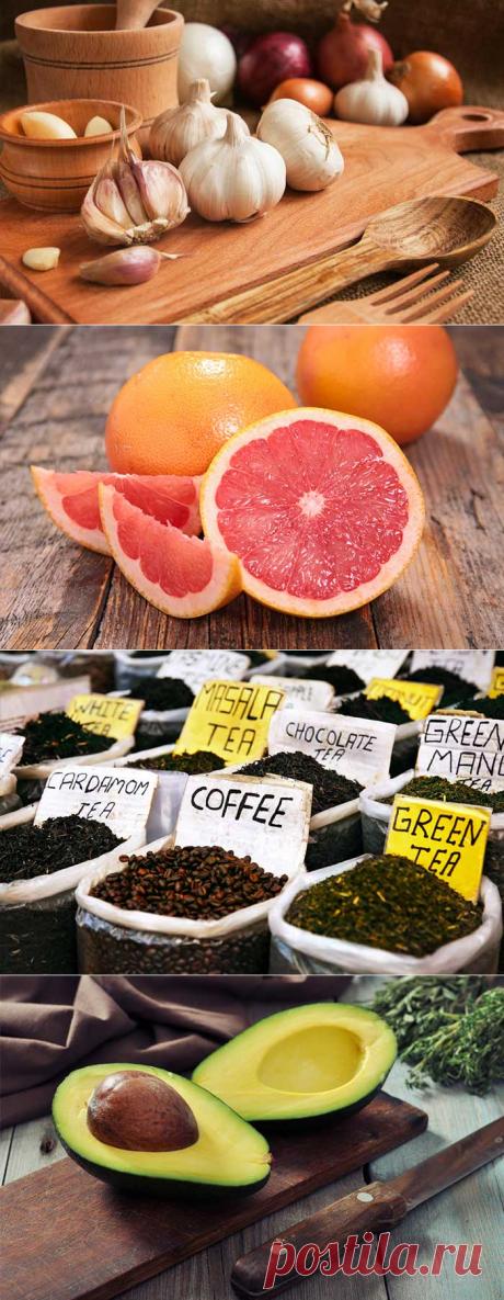 8 Лучших продуктов, которые защитят печень и помогут вам похудеть — Бабушкины секреты