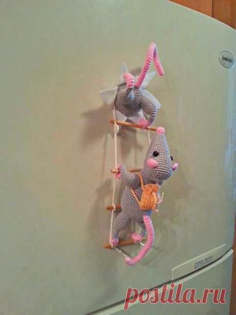 Мышки - воровайки