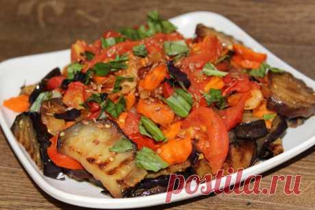 Салат, перед которым трудно устоять - Вкусные рецепты - медиаплатформа МирТесен