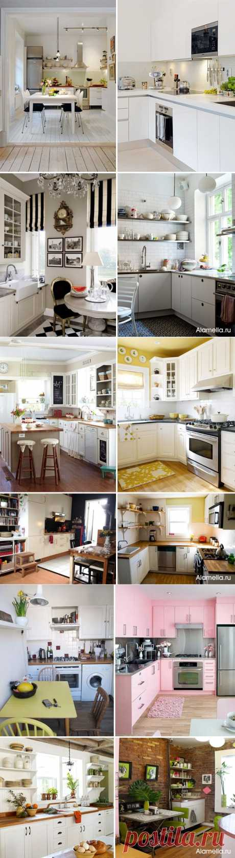 Дизайн интерьера кухни 12 кв. м. Фото | Alamella.ru