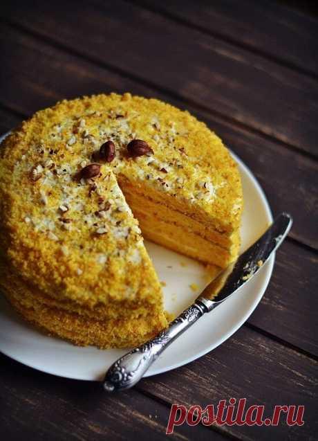 Тыквенно-апельсиновый торт...... - FOOD. PHOTOGRAPHY. LIFE — LiveJournal