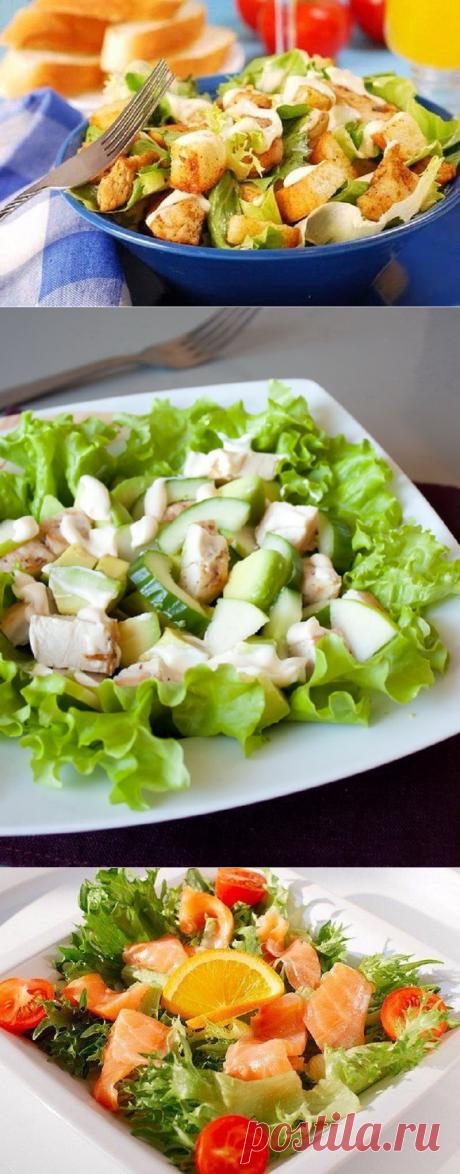 8 mejores recetas de las ensaladas sin contenido de la mayonesa. ¡Es sabroso es útil al mismo tiempo!
