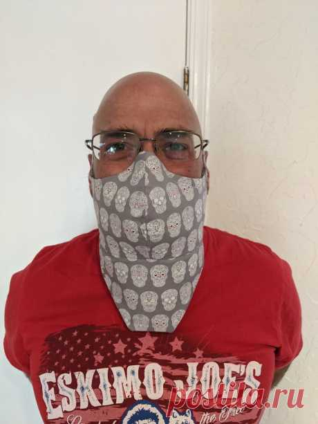 COVID-19 Beard Mask : 26 Steps (with Pictures) - Instructables