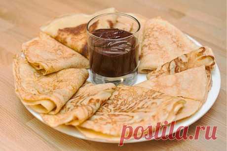 The most tasty pancakes by Maslenitsa - KitchenMag.ru