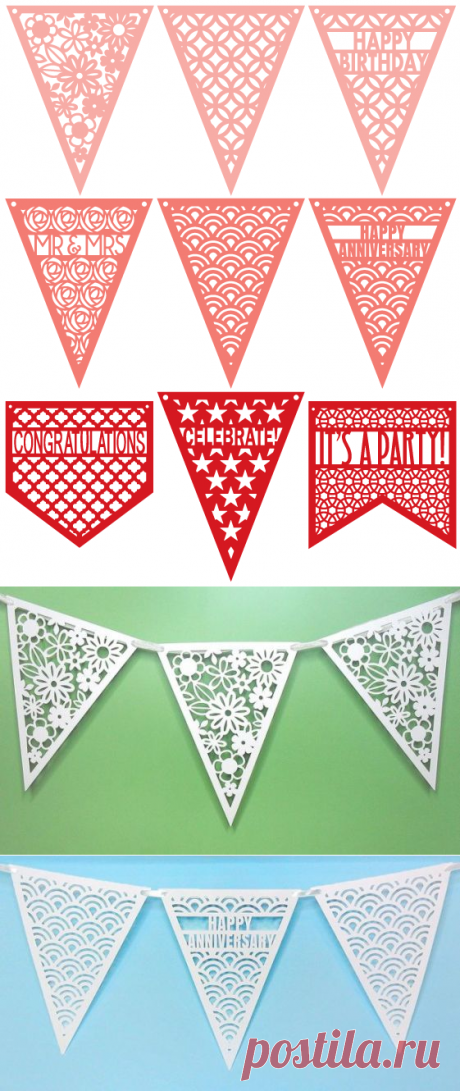 Pennant SVGs |