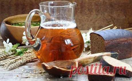 Домашний хлебный квас на 3 литра - рецепты приготовления домашнего кваса Доброго дня! Сегодня захотелось окрошки, а вот кваса не оказалось, поэтому пришлось ее сделать на минералке с кефиром. Но, поскольку