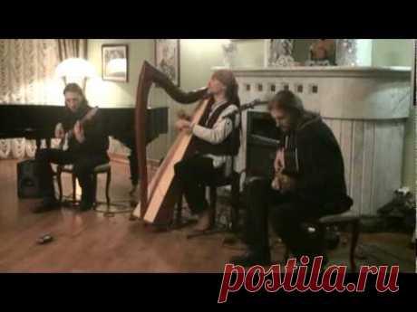 Alizbar  Celtic Harp & Alex Samodum   Ann'sannat Танец фей / Dance of the fairies - YouTube