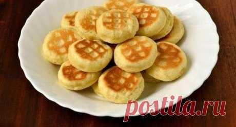 Как приготовить печенье на сковороде - рецепт, ингредиенты и фотографии