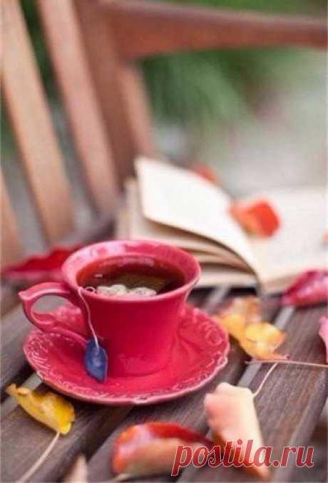 Хорошего осеннего утра !