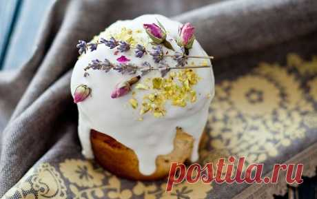 Светлая Пасха в этом году выпадает на 8 апреля. Сохраните изумительный рецепт пасхального кулича, хозяюшки!