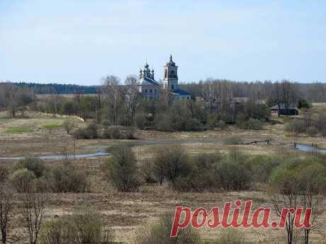 Церковь в спас-Верховье Судиславского района: 7 тыс изображений найдено в Яндекс.Картинках