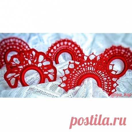 Los anillos decorativos para las servilletas