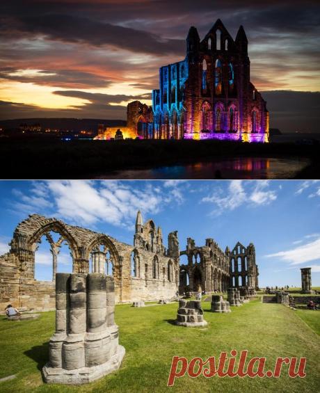 Монастырь каменных змей: за что Брэм Стокер любил аббатство Уитби?