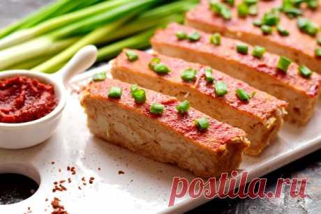 «Мясной хлеб» – готовлю вместо котлет, выходит намного быстрее и проще - БУДЕТ ВКУСНО! - медиаплатформа МирТесен