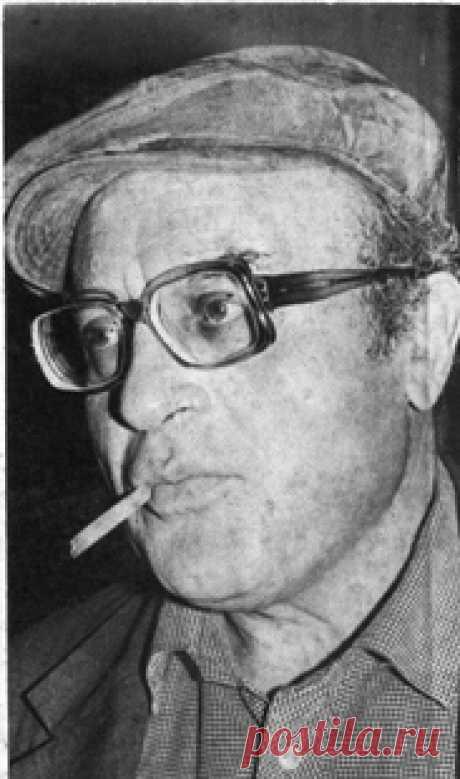 Николай Константинович Гацунаев - советский поэт, писатель-фантаст и переводчик