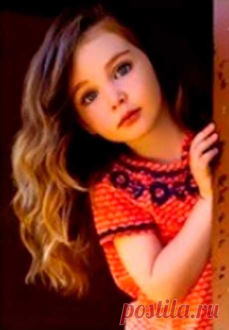 Тест - Выбери картинку с девочкой и узнай насколько ваш характер уникальный
